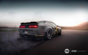 BBM Dodge Challenger Hellcat