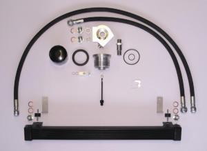 BB Golf VII GTI TCR Ölkühlanlage