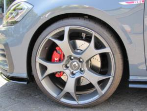 BB Golf VII GTI TCR Detail Front