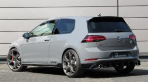 BB Golf VII GTI TCR Heck