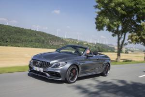 BMC Luftfilter Mercedes-AMG C 63 Tuning Leistungssteigerung