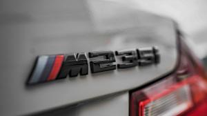 BMW M235i im Racing-Look auf candyroten ZP.08!