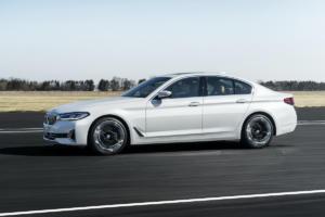 BMW 5er G30 Limousine Facelift Neuheit Premiere Vorstellung