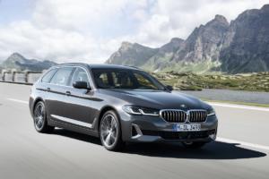 BMW 5er G31 Touring Facelift Neuheit Premiere Vorstellung