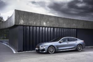 BMW 8er Gran Coupé G16 Neuheit Luxusklasse Viertürer M850i