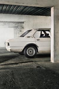 BMW E12 530 MLE Sportlimousine Südafrika Homologation Sondermodell Restauration