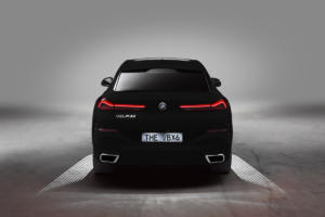 BMW G06 X6 IAA 2019 Showcar The VBX6 SUV-Coupé Vantablack