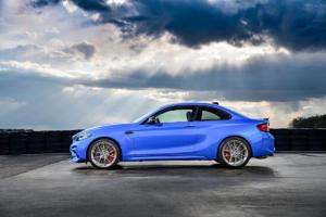 BMW M2 CS Kompaktklasse Topmodell Sportcoupé F87 Produktionsende