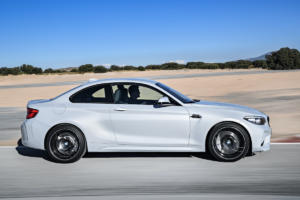 BMW M2 Competition Kompaktklasse Topmodell Sportcoupé F87 Produktionsende