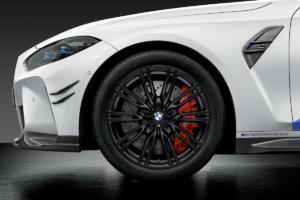 BMW M3 Limousine G80 M4 Coupé G82 Neuheit Premiere Vorstellung Mittelklasse Topmodell M Performance Parts