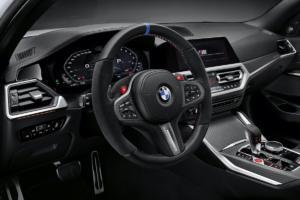 BMW M3 Limousine G80 Neuheit Premiere Vorstellung Mittelklasse Topmodell M Performance Parts