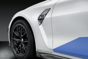 BMW M4 Coupé G82 Neuheit Premiere Vorstellung Mittelklasse Topmodell M Performance Parts