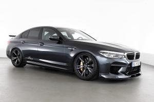 BMW M5 by AC Schnitzer Rundenrekord Sachsenring