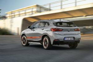 BMW X2 M Mesh Edition City SUV Sondermodell Neuheit Vorstellung