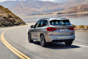 BMW X3 M Competition SUV Topmodell Neuheit Vorstellung