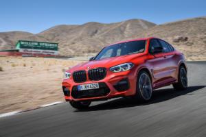 BMW X4 M Competition SUV Topmodell Neuheit Vorstellung