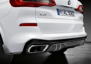BMW X5 M Performance Parts Zubehör