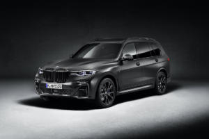 BMW X7 Edition Dark Shadow SUV Neuheit Sondermodell