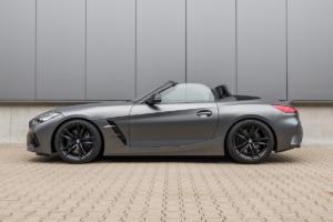 BMW Z4 Roadster H&R Tieferlegung Fahrwerk Federn