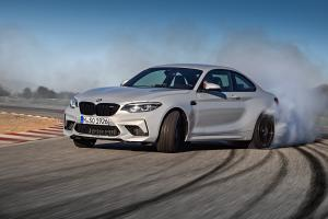 Neuheit BMW M2 Competition Coupé