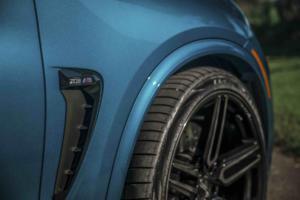 BMW X5 M meets Vossen HF-1