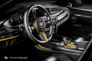 BMW F86 X6 M von Carlex Design / Manhart Performance