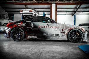 Barracuda-350Z-Karizzma
