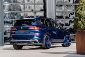 Barracuda Racing Wheels BMW G05 X5 xDrive45e SUV Plug-in-Hybrid Tuning Felgen Project X Tieferlegung Gladen Hifi-Anlage
