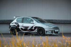 Barracuda Racing Wheels Karizzma Peugeot 206 Tuning