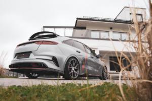 Barracuda Racing Wheels Inferno Kia ProCeed GT Felgen Giacuzzo Bodykit Tieferlegung