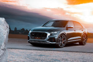 Barracuda Racing Wheels Project X Neuheit Premiere Essen Motor Show 2019 Audi Q8