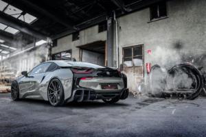 Barracuda Racing Wheels Project 2.0 Ultralight Series BMW i8 Felgen Räder Tieferlegung Folierung Carbon Parts