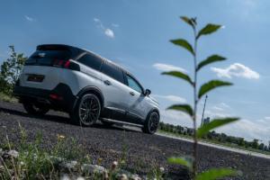 Barracuda Racing Wheels Project Ultralight 3.0 Peugeot 5008 SUV Tuning Felgen