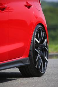 Barracuda Racing Wheels Tzunamee EVO Hyundai i30 N Felgen Fahrwerk