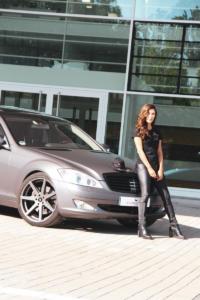 Barracuda Racing Wheels Virus Mercedes-Benz S-Klasse W221 Felgen Räder Luxuslimousine