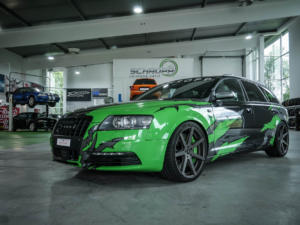 Barracuda Virus Audi S6 Schropp