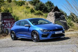 VW Scirocco Barracuda Shoxx