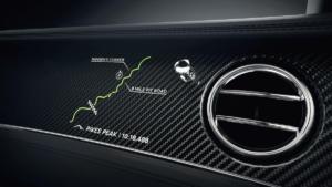 Bentley Continental GT Pikes Peak Limited Edition Sondermodell Neuheit