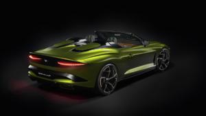 Bentley Mulliner Bacalar Clerkenwell Sportwagen Spyder limitiertes Sondermodell