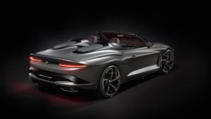 Bentley Mulliner Bacalar Greenwich Sportwagen Spyder limitiertes Sondermodell