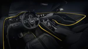 Bentley Mulliner Bacalar Menlo Sportwagen Spyder limitiertes Sondermodell Interieur