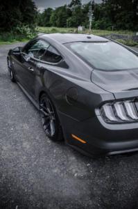 BestofWheels Ford Mustang LAE Tuning Felgen Z-Performance ZP2.1 Deep Concave FlowForged Teilegutachten