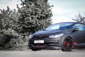 JMS meets Barracuda Racing Wheels: FlowForged-Felgen am Renault Mégane RS