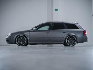 Audi RS 6 Cor.Speed DeVille Inox