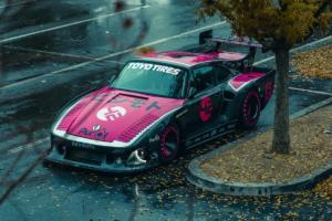 Bisimoto Engineering Porsche 935 KEV Sportwagen Elektroauto 911 Tuning USA