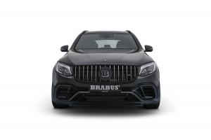 Brabus 600 Compact SUV Mercedes-AMG GLC 63 S Tuning