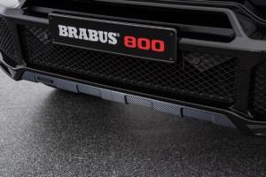 Brabus 800 Black & Gold Edition Mercedes-AMG G 63 W463A SUV Tuning Leistungssteigerung Bodykit Innenraum