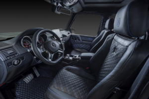 "Brabus 850 6.0 Biturbo 4x4² Final Edition ""1 of 5"" Tuning Bodykit Felgen Leistungssteigerung Innenraum"