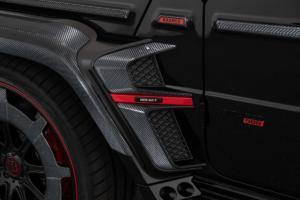 Brabus 900 Rocket Edition Mercedes-AMG G 63 W463a Tuning limitiertes Sondermodell Carbon-Widebody Breitbau Schmiedefelgen Innenraum-Veredlung