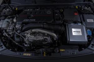 Brabus Mercedes-AMG A 35 4MATIC W177 Kompaktsportler Hot Hatch Tuning Bodykit Leistungssteigerung Felgen